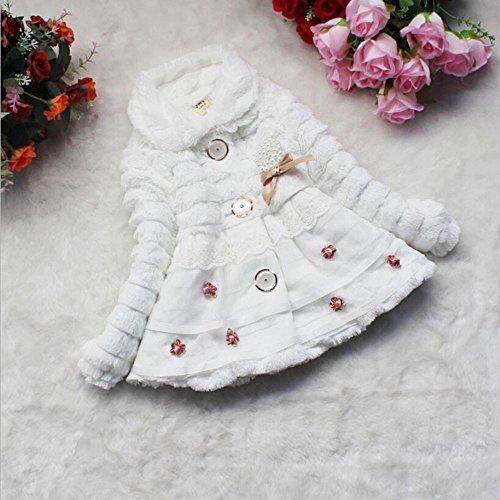 8f3f95628 Jackets – Nevera Thick Coats, Newborn Baby Infant Girls Fur Winter Warm  Jacket Warm Snowsuit Clothing